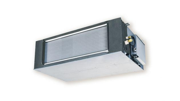 Mitsubishi ducted air conditioner