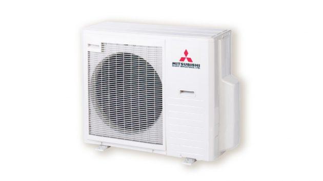 Mitsubishi multi split system air conditioner