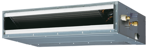 Fujitsu Bulkhead ducted air conditioning system