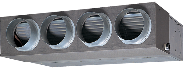 Fujitsu Slimline ducted air conditioning system