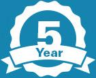Daikin air conditioer-5-year-warranty