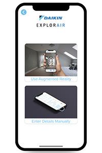 Daikin ExplorAir app Mackay