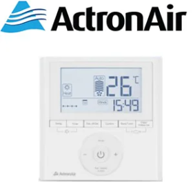 ActronAir wired controller air conditioner